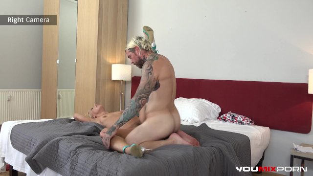YOUMIXPORN Neighbour cheats on his /w with naughty blonde MILF Nikky Thorne