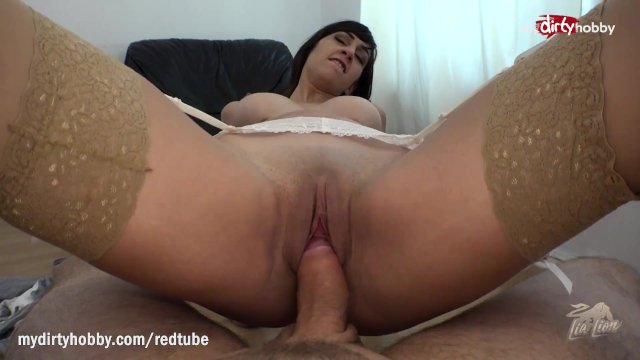 MyDirtyHobby -Horny busty step-niece helps uncle get rid of his blue balls