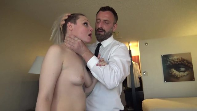 PASCALSSUBSLUTS - Arielle Aquinas Ass Fucked By New Daddy