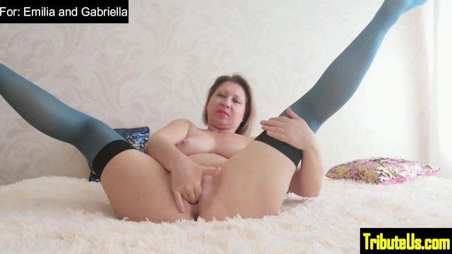 06-Barb s Blue Stockings Fingering