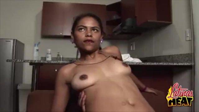 Petite Teen Latina Carmona Perez Hardcore Fucking