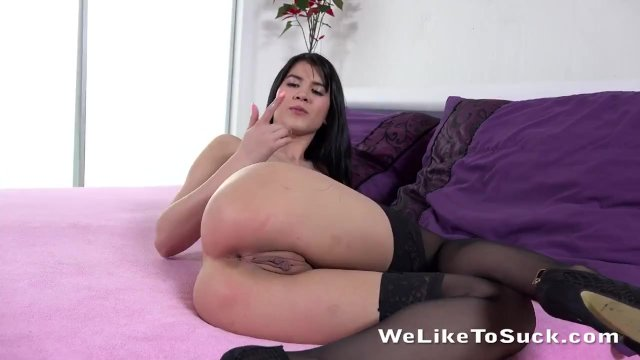 Lady Dee s Anal Debut With Ass To Mouth