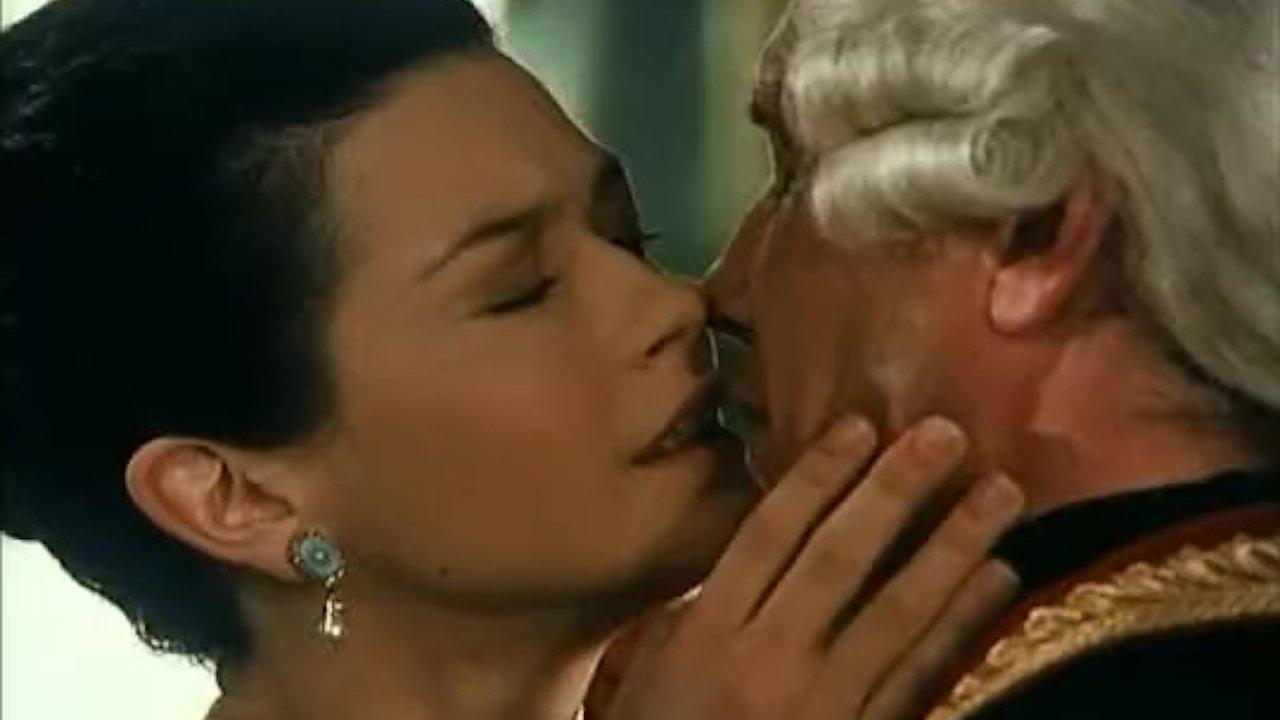 Catherine Zeta Jones porno baise ébène noir chatte