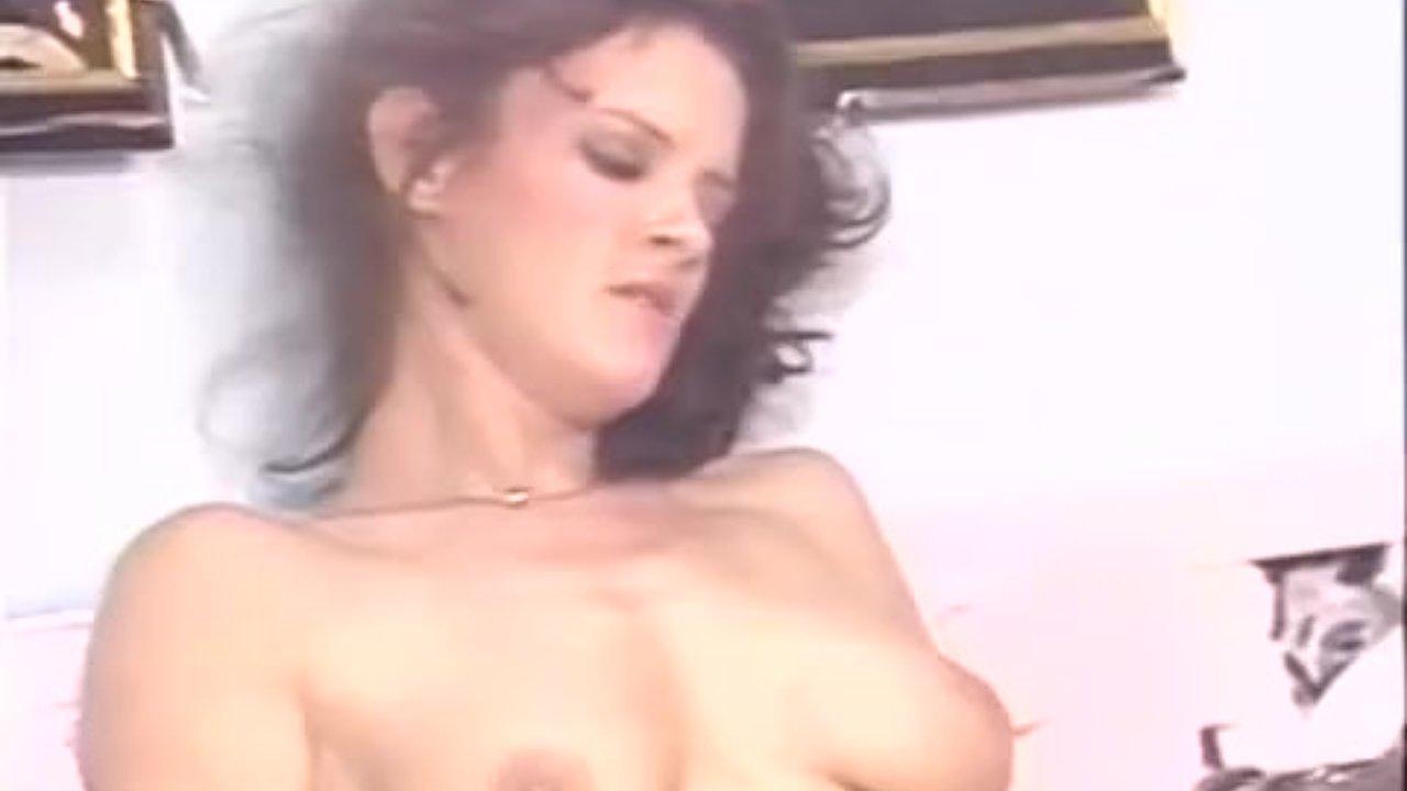 Hard dick makes girl wet