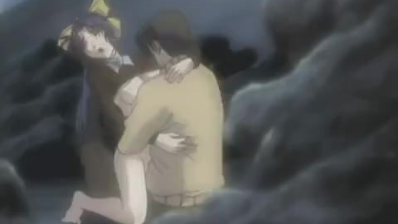 Anime Porn Humping cute anime gf is being humped hard