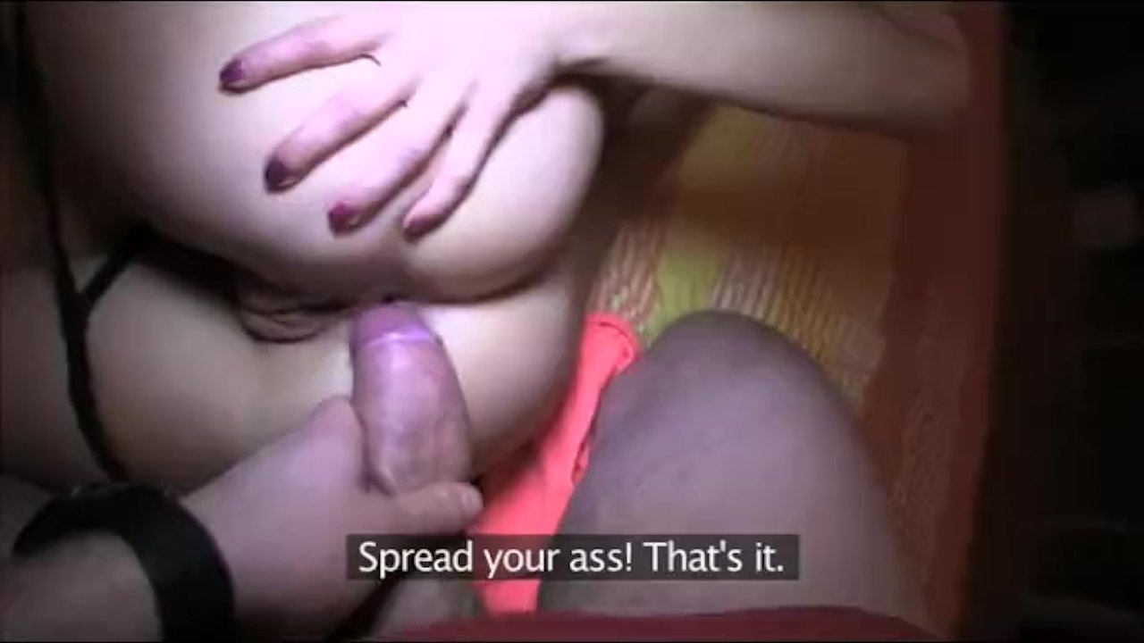 Young Czech Teen Public