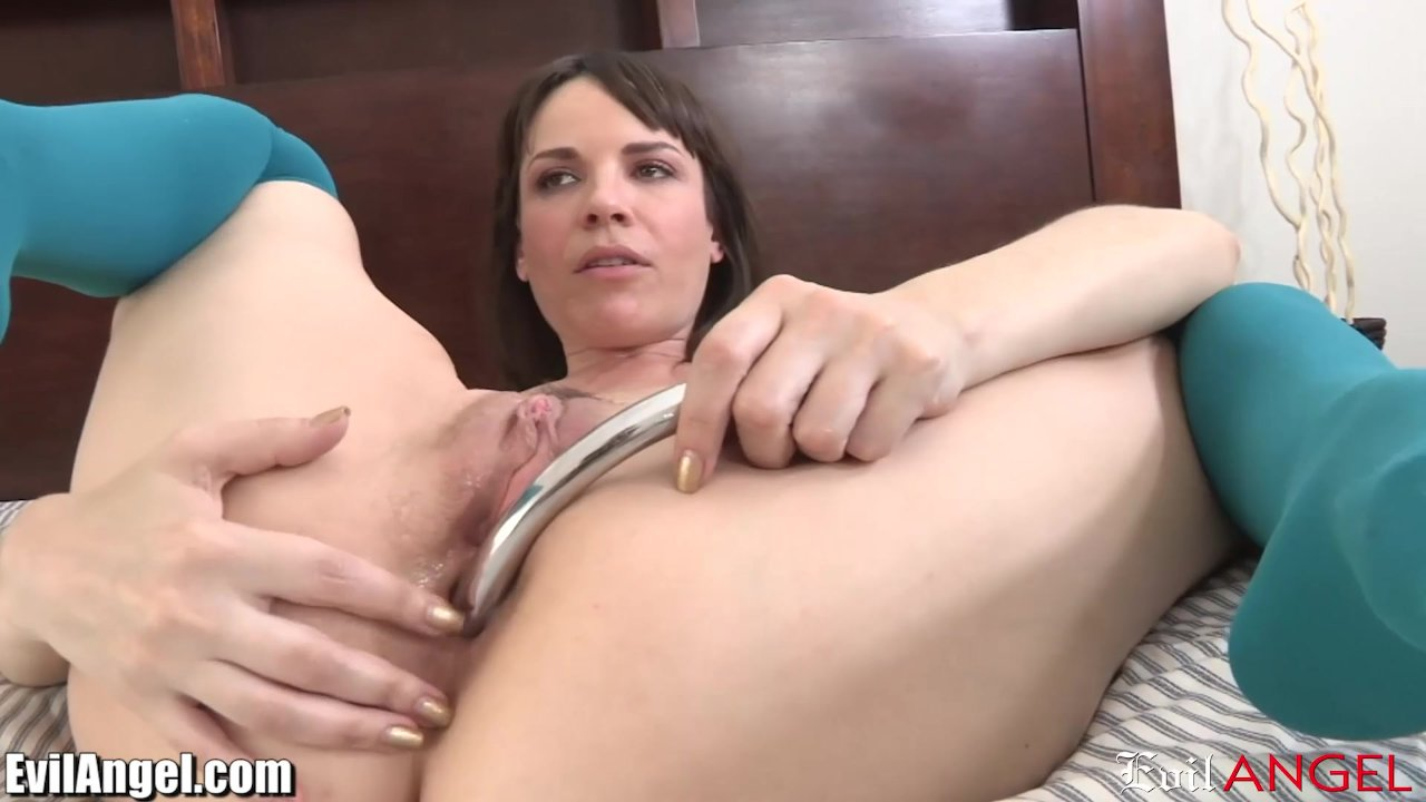 EvilAngel Dana DeArmond Anal and Feet