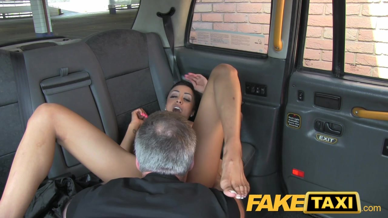 Rebecca More Female Fake Taxi