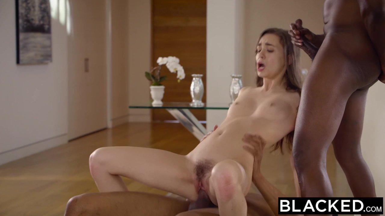 porno s těsnou kočkou
