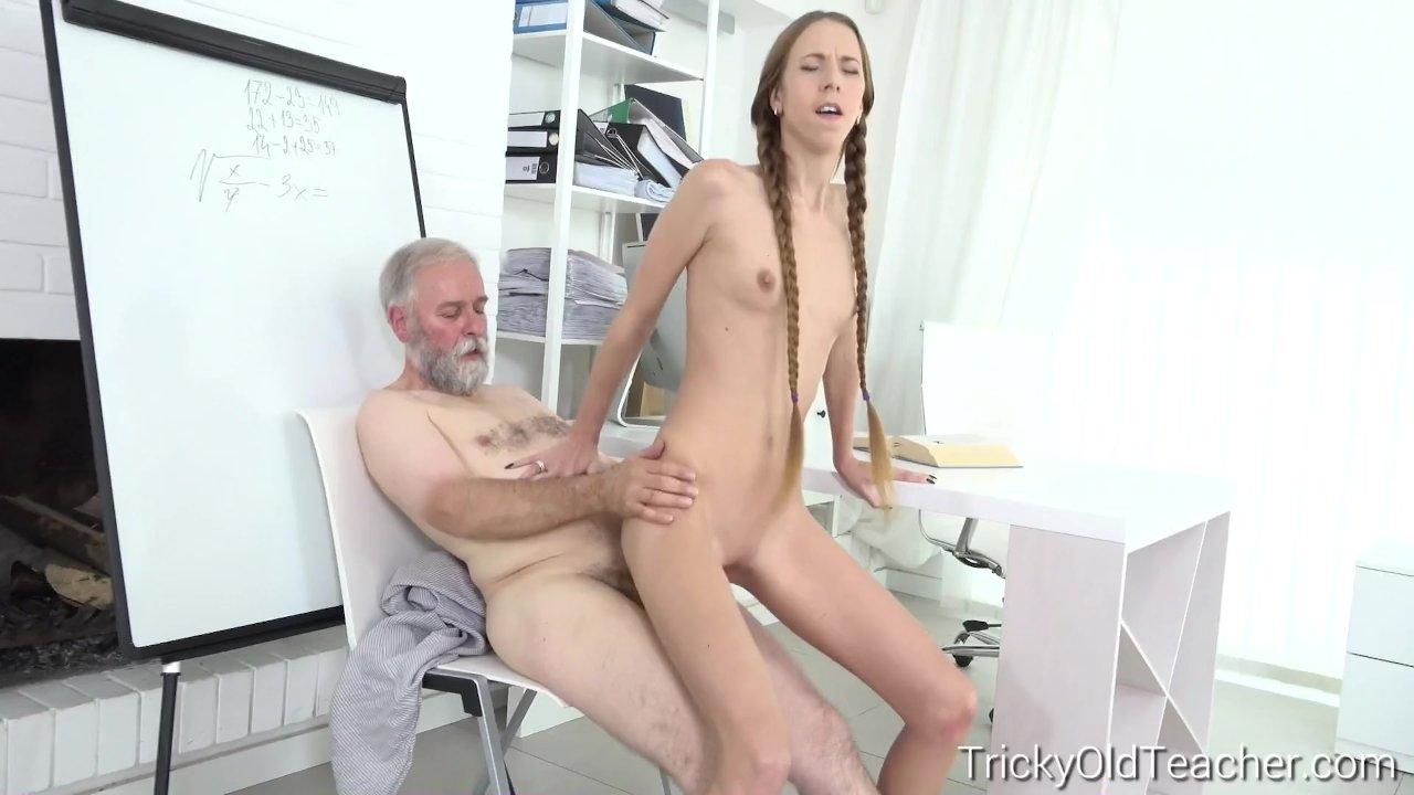 Watch Tricky Old Teacher Sofia