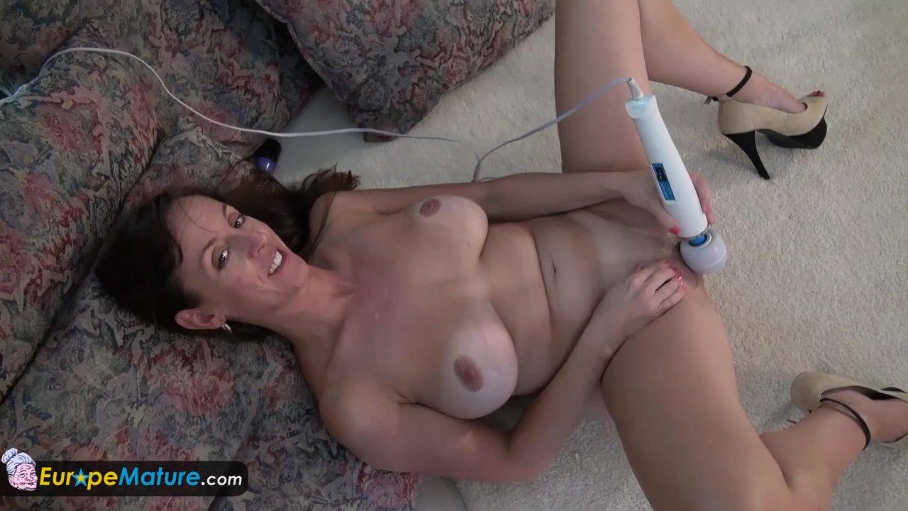 Europemature Horny Mature Rose Solo Masturbation  Redtube Free Hd Porn-8003