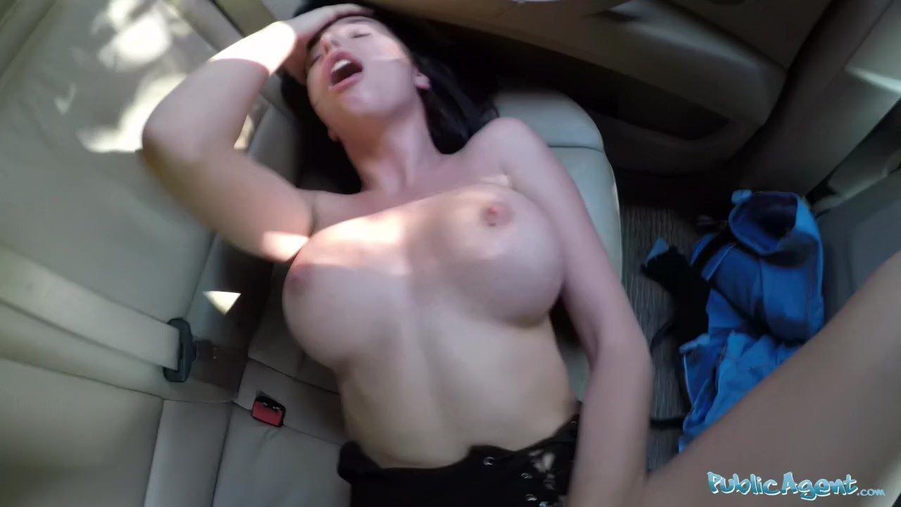 Czech Public Agent Orgasm