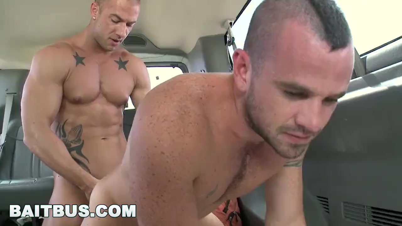 Bait Bus Gay Porn baitbus - rod daily is in the house and he is laying pipe in str8 ass