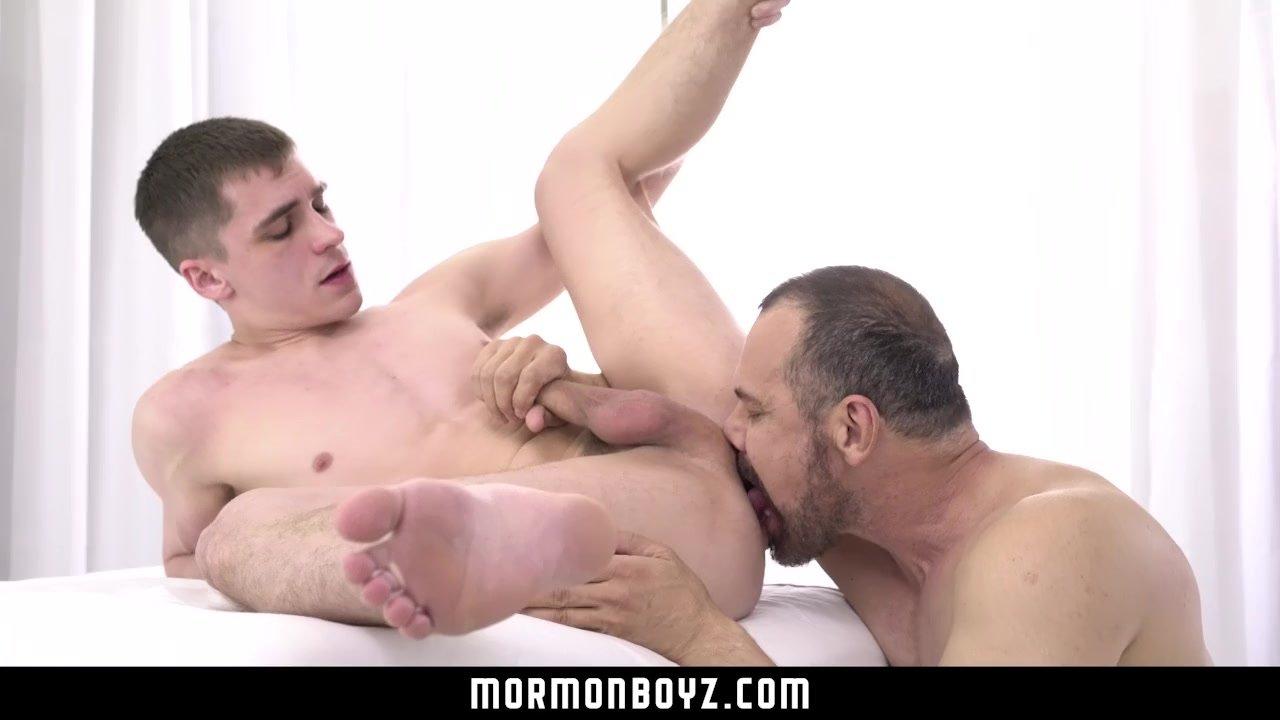 Mormonboyz - Mormon Has Secret Sex With Daddy  Redtube