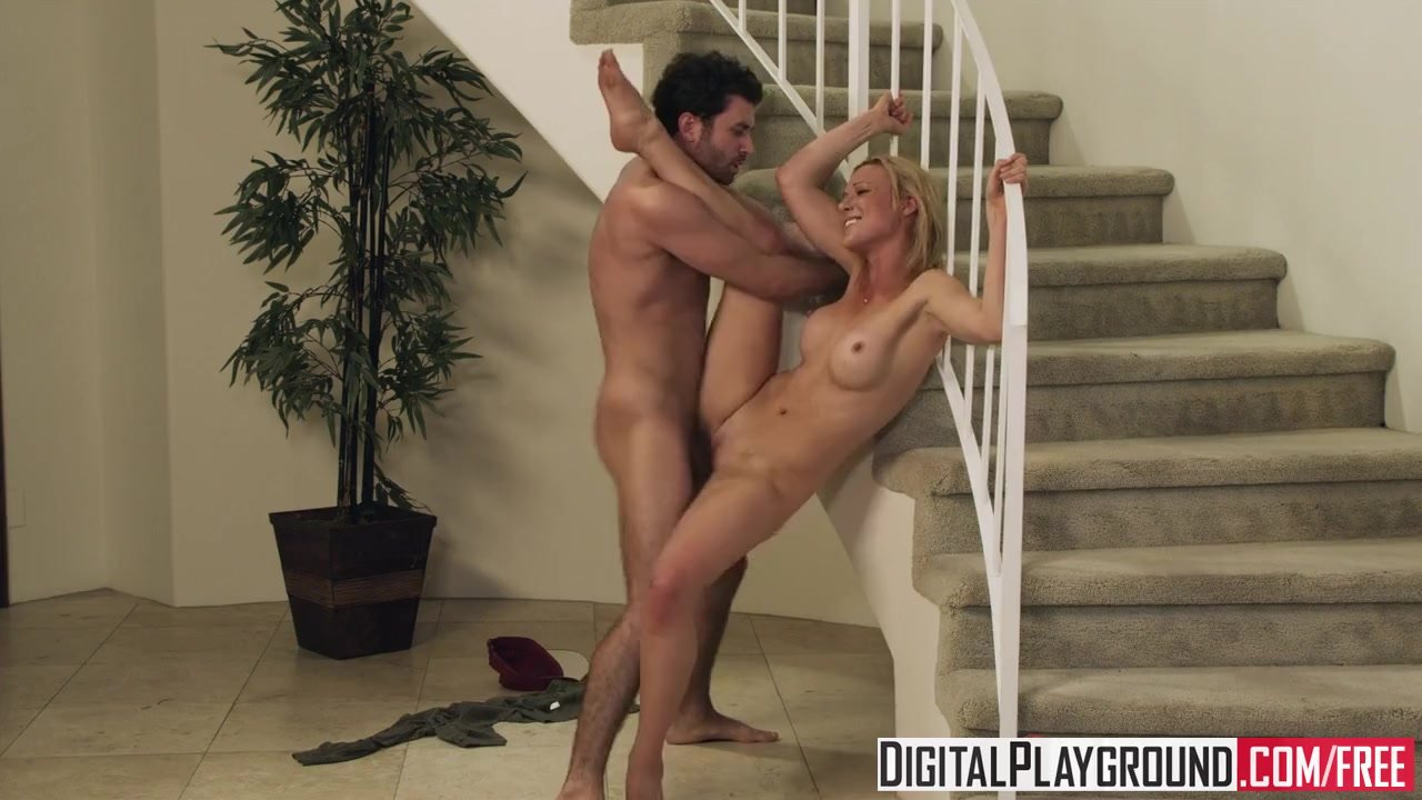 Busty Latina Lex Steele Loves getting Drilled by Luna Star's BBC