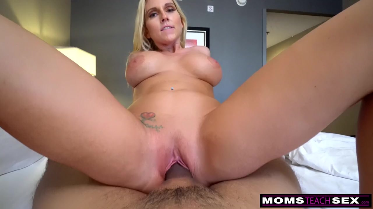 Step Mom Jerk Off Instructions