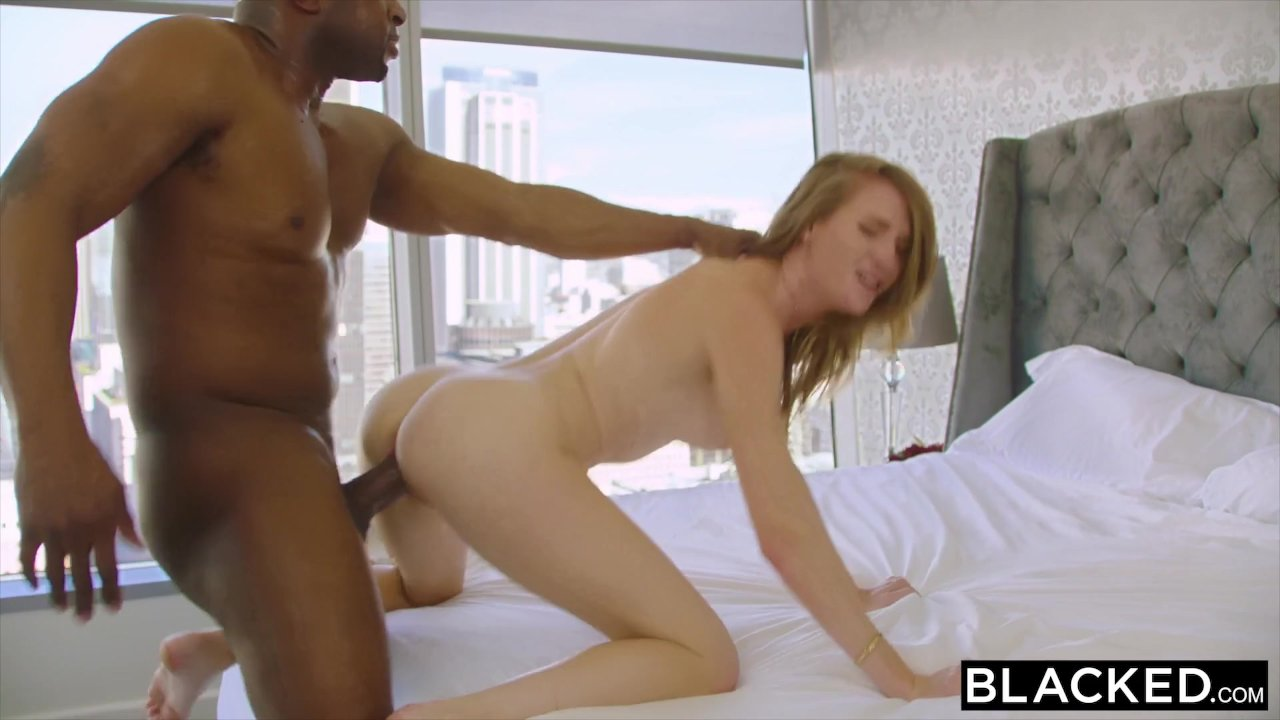 Blacked Horny Blonde Grad Student Fucks Married Bbc -7122