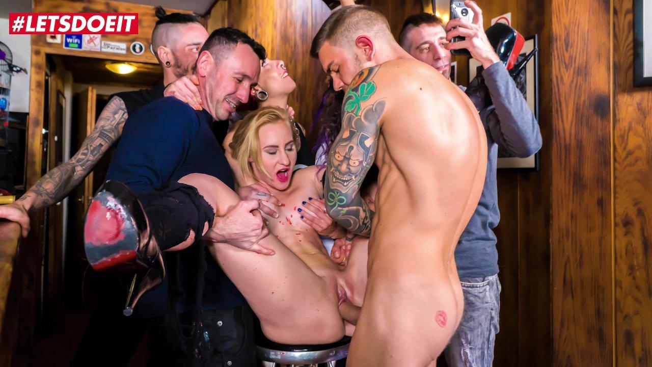 LETSDOEIT - Hard Kinky Sex For Glorious Model Helena Valentine