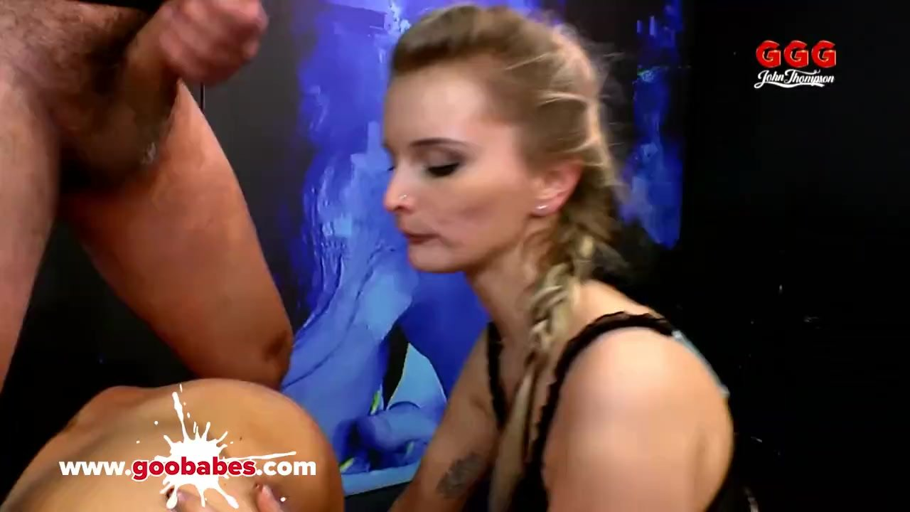 Mia Bitch loves cocks and Cum - German Goo Girls