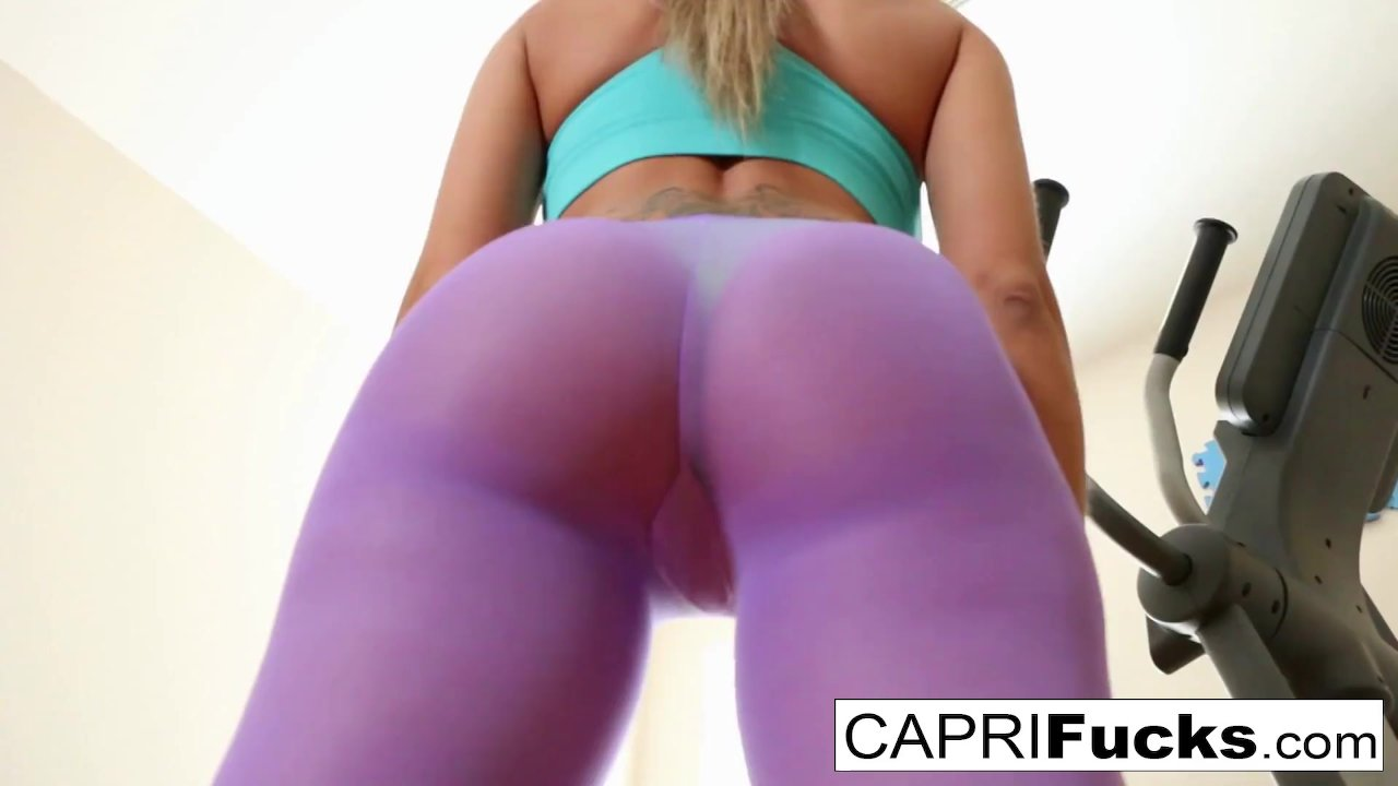 Workout session leads to sex