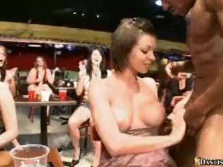 Party for black cock