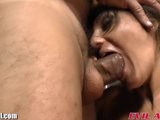 EvilAngel Gaping Ass and Face Fucking