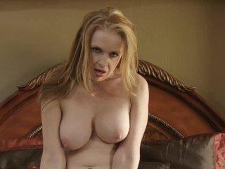 Sex machine makes bigtit mom cum