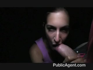 PublicAgent – Awesome outdoor sex with cutie