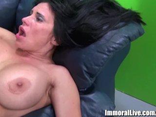 ImmoralLive Prince Yashua fucks Sheila Marie