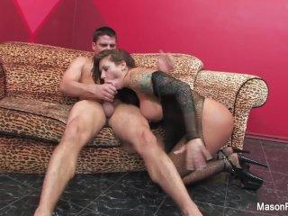 Mason Moore Awesome Titjob