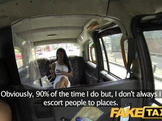 FakeTaxi – High class escort freebee