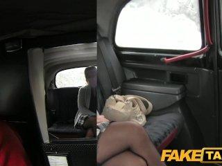 FakeTaxi – Blonde milf fucks taxi driver
