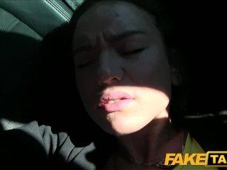 FakeTaxi – Taxi driver fucks party girl