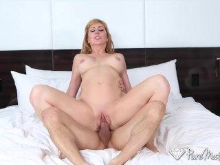 HD PureMature – Sasha Seans gets pussy pound
