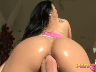 PervCity Mya Luanna Asian Ass Fuck