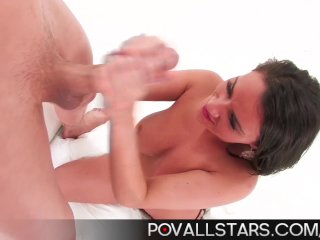 POV Allstars Charley Chase gives sexy hand an