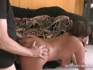 Big Tits MILF Eva Notty Tan Chubby Fucking