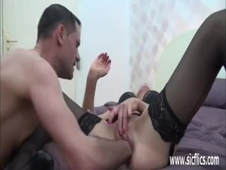 Hot Mature Fisted And Fucked Until She Squirts