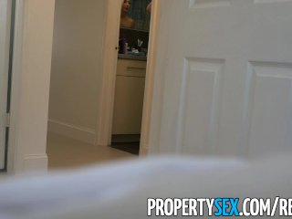 PropertySex – Big ass realtor sex video