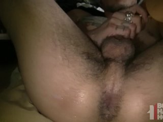 Shoving My Cum into a Str8 Wigger