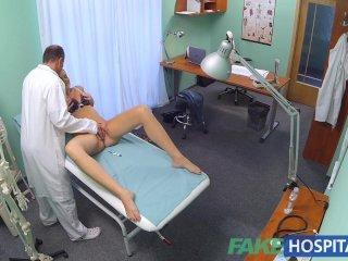 FakeHospital Horny student fucks doctor