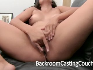 Anal Loving Squirting Teen Creampie Casting