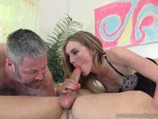Mona Wales Turns Her Husband Into Cock Sucker