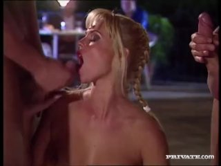 Private Orgy With Nikky Anderson
