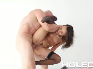 HOLED – New Anal Site – Dakota Skye, Keisha Grey and Holly Hendrix anal