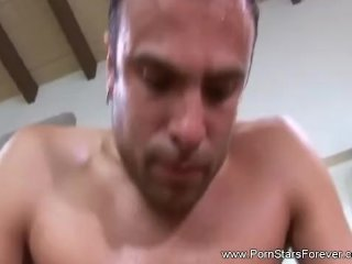 Anal Sex For Latina MILF