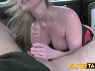 The Swinger Experience Presents Fake Taxi Swinger Business MILF sex tape