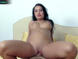 Rosaline Love loves a strong hard dick