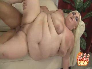 Plumper Cheryl Lee Gets It Hard!