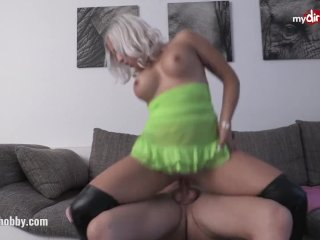 My Dirty Hobby – LilliVanilli is a sweet fuck piece